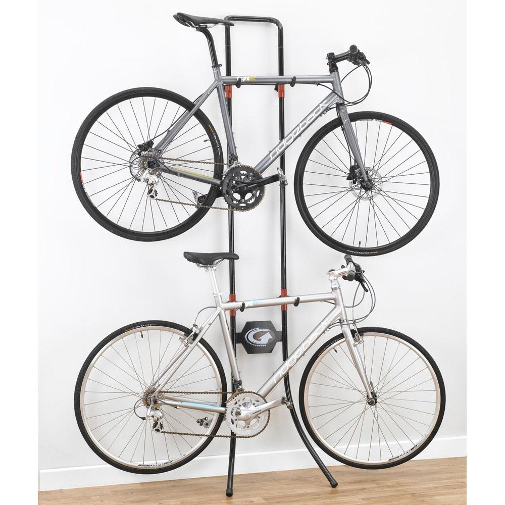 Lean Machine Gravity Bike Rack In Bike Stands