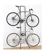 Lean Machine Gravity Bike Rack