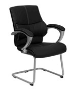 Leather Executive Side Chair by Flash Furniture