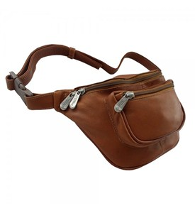 Leather Fanny Pack Image