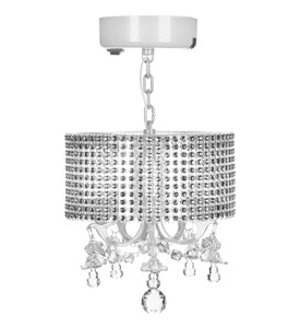 School Locker Chandelier Image