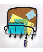 Letter Holder and Bulletin Board