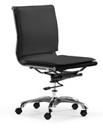 Armless fice Chairs and Task Chairs