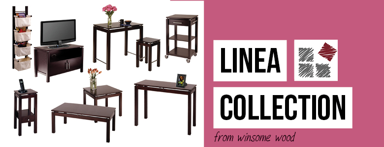 Linea Collection from Winesome Wood