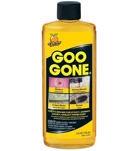Liquid Goo Gone Stain Remover Image