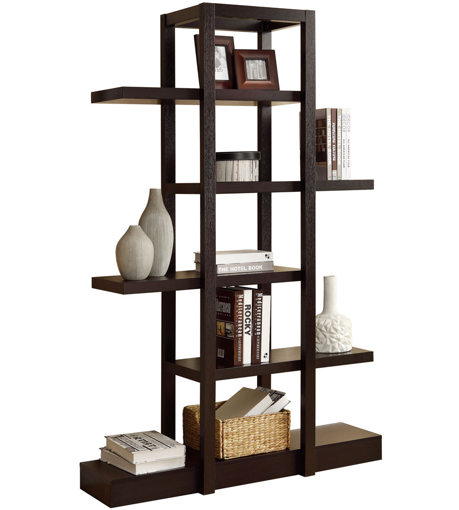 living room etagere in free standing shelves. Black Bedroom Furniture Sets. Home Design Ideas