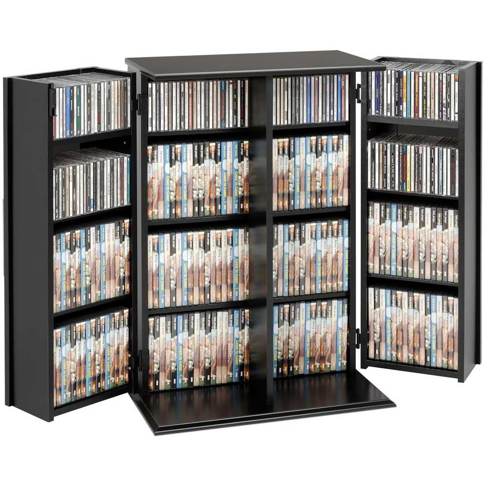 Locking Media Storage Cabinet In Media Storage Cabinets
