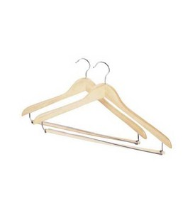 Wood Suit Hanger (Set of 2) Image