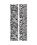 Locker Stickers - Zebra