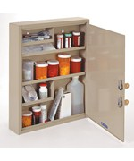Locking Medical Cabinet by MMF