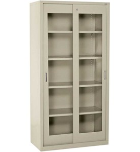 Locking Storage Cabinet Image