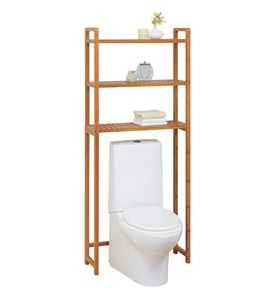 Over the Toilet Shelving Unit Image