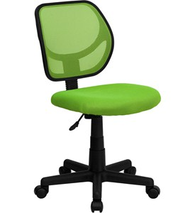 Low-Back Computer Chair Image