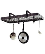 Low Ceiling Rectangle Pot Rack