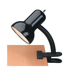 Adjustable Student Clip-On Desk Lamp Image
