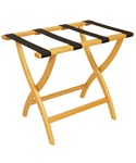 Curved Leg Luggage Rack