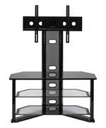 Madrid Contemporary TV Stand - Integrated Mount