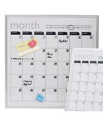 Magnetic Dry Erase Board Wall Calendar