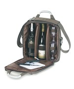 Magellan Wine and Cheese Tote by Spectrum Imports