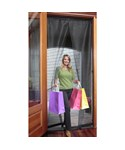 Sliding glass door screen 36 x 84 inch in screen doors magnetic screen door 32 x 96 inch vtopaller Image collections