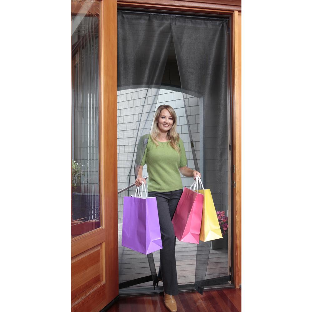 Magnetic Screen Door   32 X 96 Inch Price: $55.99