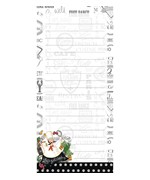 Magnetic Shopping List Pad - Happy Chef