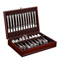 Mahogany Flatware Case