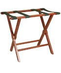 Mahogany Luggage Rack by Passport