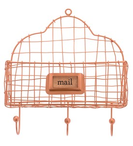 Mail Sorter and Key Holder Image