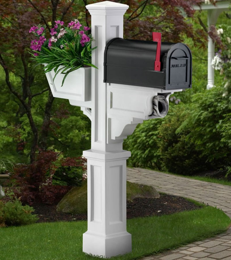 Post: Signature Plus In Home Mailboxes