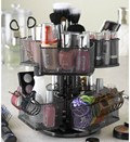 Make-Up Carousel - Black