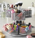 Make-Up Carousel - Silver