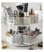 Make-Up Carousel - White