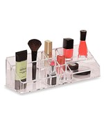 Make Up Organizer with Shelves - Acrylic