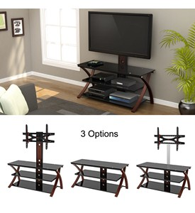 Makena 3-in-1 Flat Panel Television Mounting System by Z-Line Image