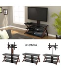 Makena 3-in-1 Flat Panel Television Mounting System by Z-Line