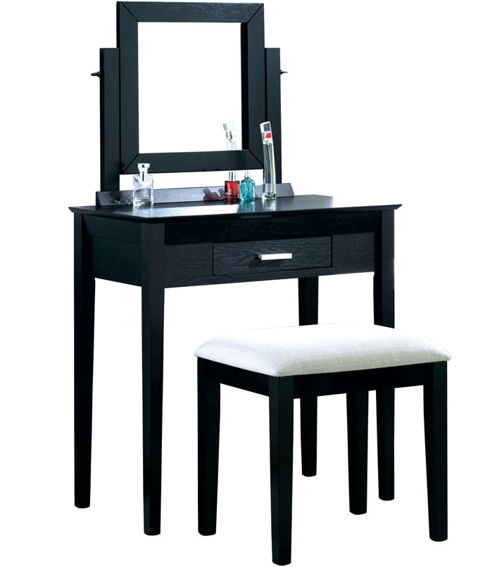 Makeup Table With Stool In Vanity Sets