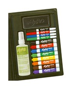 Dry Erase Marker Kit and Storage Case