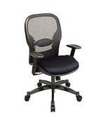 Stylish Office Chair with Mesh Back