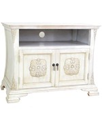 TV Storage Cabinet - Medallion
