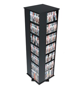 Media Storage Tower - Four Sided Image