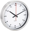 Wall Clock - Stainless Steel