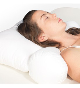 Snore No More Pillow Image