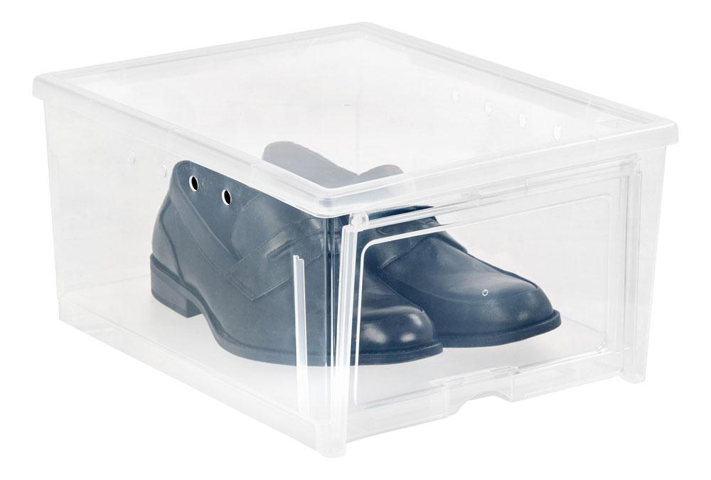 price 699 mens shoe box easy access - Wreath Storage Box