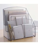 Mesh Desk Pockets Organizer