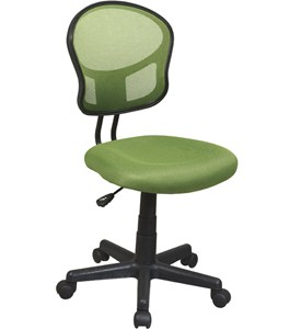 Mesh Rolling Computer Chair Image