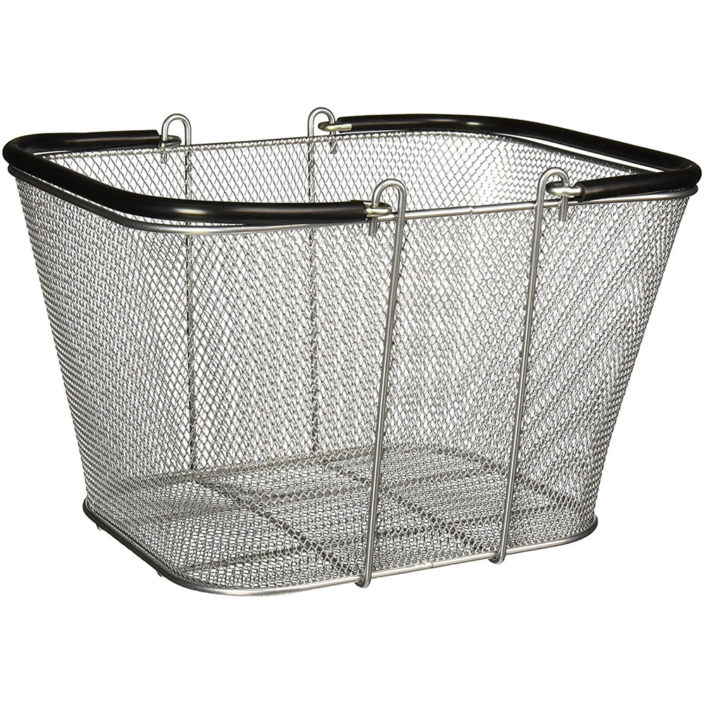 Mesh Shopping Basket In Wire Baskets