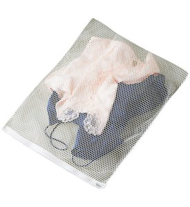 Mesh Lingerie Wash Bag Image