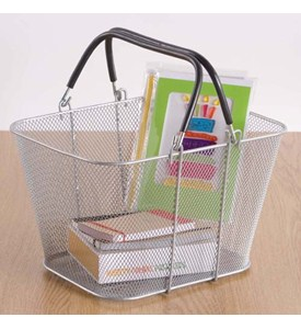 Mesh Shopping Basket Image