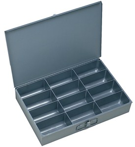 Metal Case - 12 Compartment Image